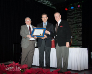 Stafford's Service Excellence Award